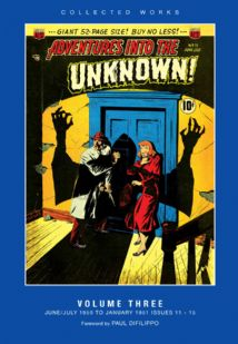 ACG Collected Works - Adventures Into The Unknown (Vol 3)